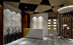 郑州创意个性小型办公室装修效果图