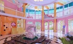 郑州现代风格幼儿园装修效果图
