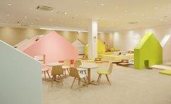郑州幼儿园装修最新效果图