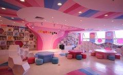 郑州二七区幼儿园装修效果图