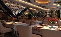 郑州现代风格餐馆装修效果图