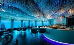 郑州海洋主题餐厅装修效果图