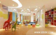 郑州早教中心装修设计应该注意什么?