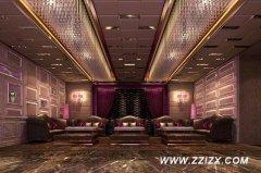 郑州娱乐会所内装修什么风格比较常见?