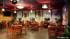 郑州二七区260平餐厅设计空间该如何做?