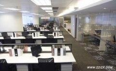 郑州专业办公室装修如何设计出温馨舒适