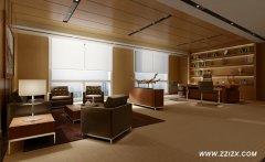 郑州高层办公室(楼)装修设计怎么体现企
