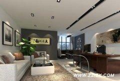 郑州办公装修的墙文化设计效果,值得考