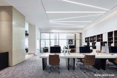 郑州办公室走廊装修设计