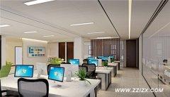 办公室环保装修策略设计-郑州办公室装修设计公