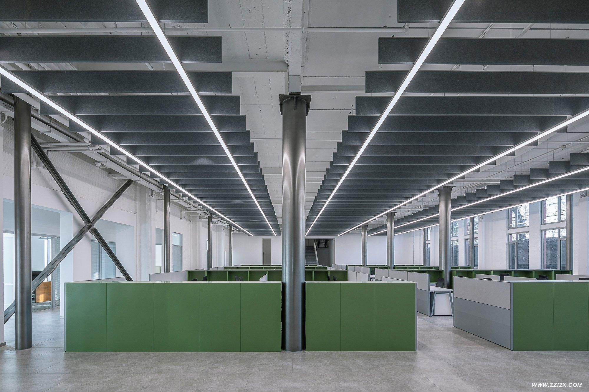 郑州办公室装修公司要注重轻装修重装饰