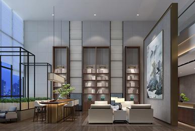 郑州办公室设计公司:传媒公司办公室装修